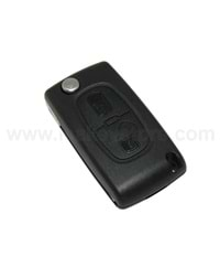 CPR115 PEUGEOT - CİTROEN 2 BUTTON SWITCHBLADE REMOTE