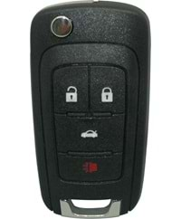 IEA 4 BUTTON GM-BUICK FLICK REMOTE-KEYLESS