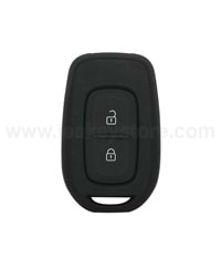 ORJ. RENAULT 2 BT NON FLICK REMOTE-NEW HITAG AES 7961M-BLACK LOGO-WITHOUT METAL BLADE